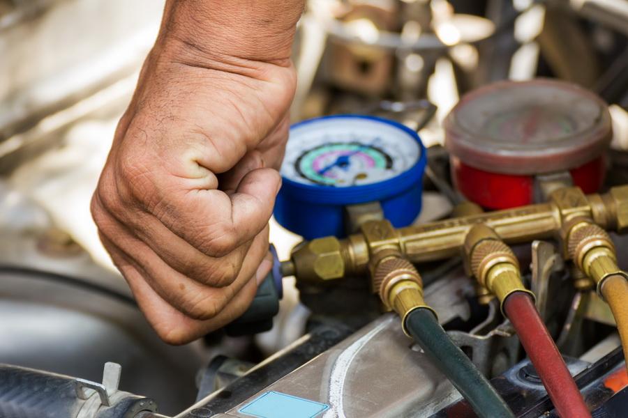 Ремонт автомобильного компрессора кондиционера новосибирск чайковский установка кондиционеров