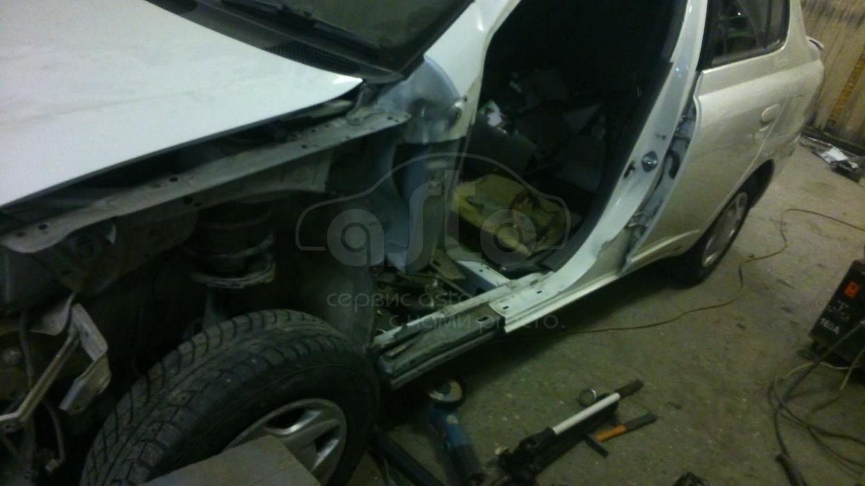 9a0a9b1ebd96 Кузовной ремонт, покраска авто, полировка кузова в Новосибирске ...